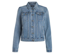 Denim-Jacke blue denim