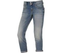 7/8-Jeans Damen blau