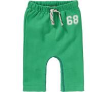 Baby Sweathose für Jungen grün