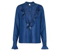 Bluse 'Valetta' blau