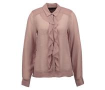 Bluse mit Volants 'Pacey' pink