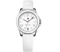 Armbanduhr »Casual Sport« weiß