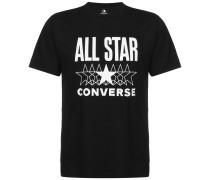 T-Shirt 'All Star' schwarz / weiß