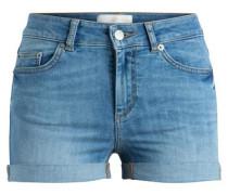 Shorts Jeans- blue denim