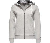 Pullover »Olympia Hoodie LS« hellgrau