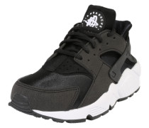 Sneaker 'Air Huarache Run' schwarz