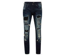 Skinny Jeans 'Morten' blue denim