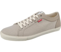Woods Sneakers Low taupe