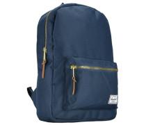 Settlement Backpack Rucksack 44 cm Laptopfach blau