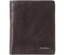 Jefferson BillFold Q6 Geldbörse Leder 9 cm braun
