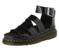 Sandalen 'Clarissa' schwarz