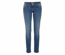 Slim-fit-Jeans 'pulp' blue denim