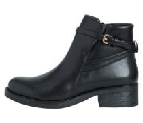 Stiefel Knöchel schwarz