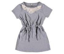 Nitanica kurzärmliges Kleid grau