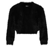 Jacke im Bolero-Stil schwarz