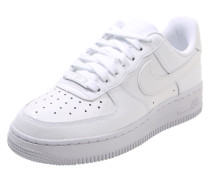 Sneaker Low 'Air force 1 '07' weiß