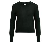Strick-Bluse 'vinikita Knit Top' tanne