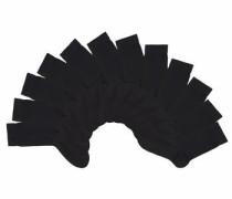 Socken (12 Paar) schwarz