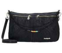 'bols Turkana Kenia Maxi' Umhängetasche 30 cm schwarz