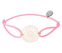 Armband 'Sun' rosegold / pink