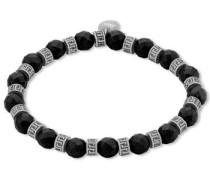 Armband '2012602' schwarz / silber
