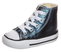 Chuck Taylor All Star Metallic High Sneaker Kleinkinder blau