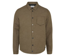 Übergangsjacke 'quilted jacket' khaki