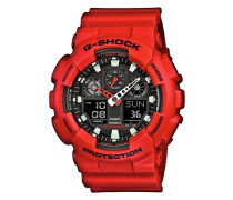 G-Shock rot / schwarz