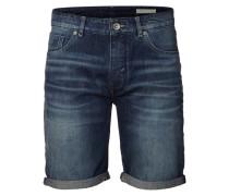 Blaue Jeansshorts blau