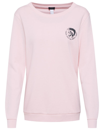 Sweatshirt 'Uflt-Willa' rosa