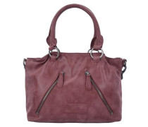 Handtasche 'Luisa Vintage ' rot