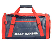 Duffle Bag 2 Reisetasche 30L 50 cm nachtblau / rot / weiß