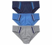 Slips (3er/6er Pack) blau