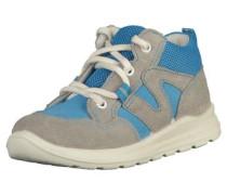 Sneaker himmelblau / grau