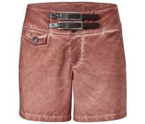 Shorts pastellrot