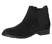 Knöchel-Stiefel schwarz