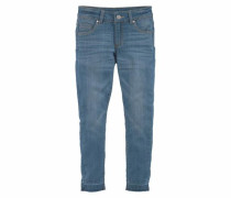 7/8-Jeans blue denim
