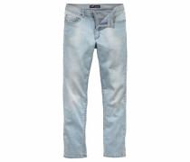 Stretch-Jeans 'Clint' blue denim