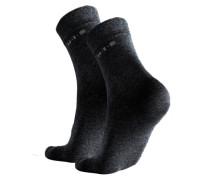 Socken (4 Paar) schwarz