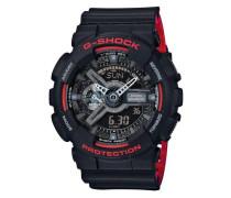 Chronograph 'ga-110Hr-1Aer' rot / schwarz