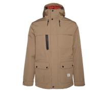 Winterparka 'Alves Jacket' beige