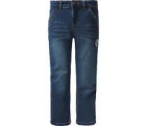 Jeans Ninjago Pilou für Jungen blau / dunkelblau
