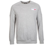 Premium Archives Crew Sweatshirt Herren grau