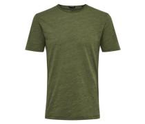 T-Shirt 'Onsalbert' dunkelgrün