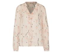 Bluse 'Ballett' mischfarben / rosa