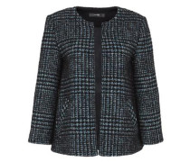 Jacke mit Glencheck-Muster mischfarben