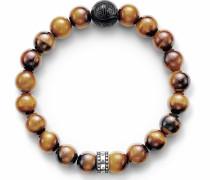 Armband »Armband A1408-806-2-L175 19 21« braun