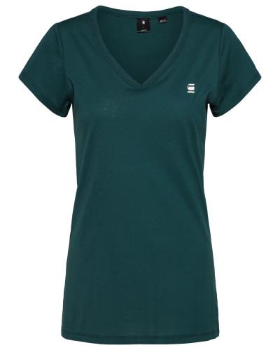 Shirt 'Eyben V' grün