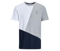 Slim Fit T-Shirt grau