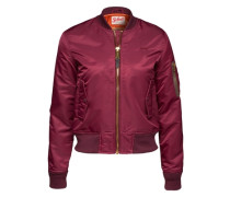 Bomberjacket bordeaux